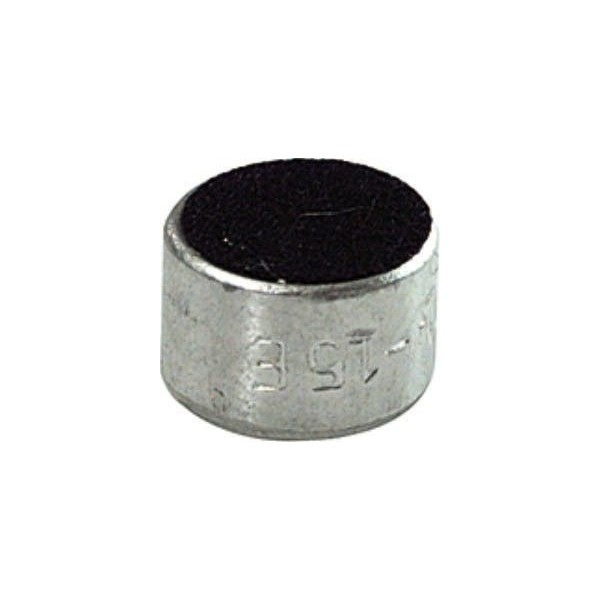 9.7 mm omnidirectional preamplified microphone capsule