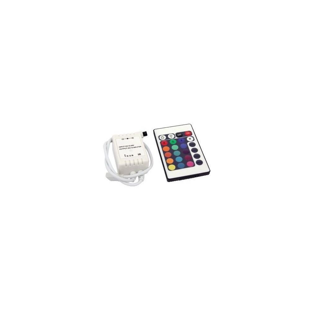 Centralina RGB per striscia LED