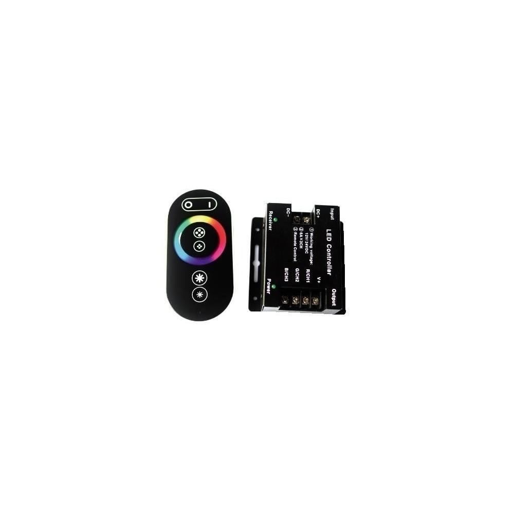 Centralina RGB touch 18 funzioni per striscia LED
