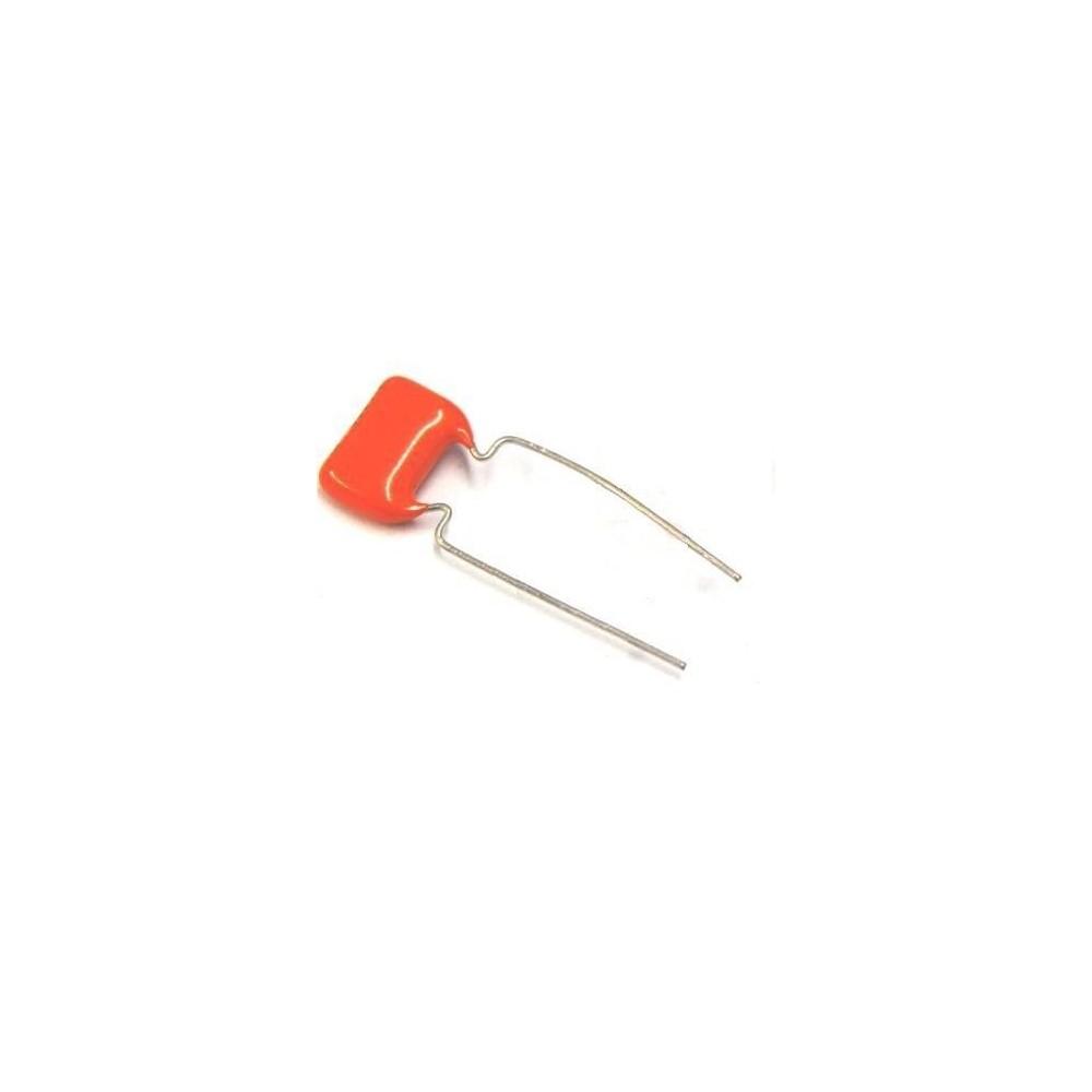 Condensatore Poliestere 2.2nf 100V mylar