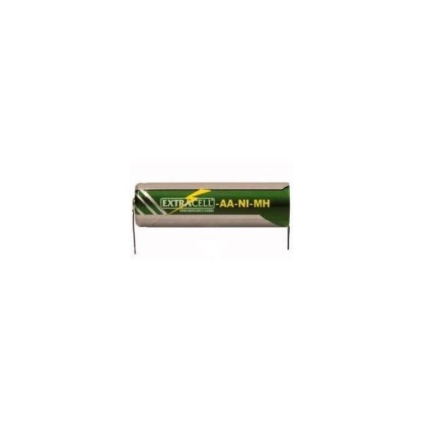 Batteria AA NiMh 1.2V 2.6A con terminali