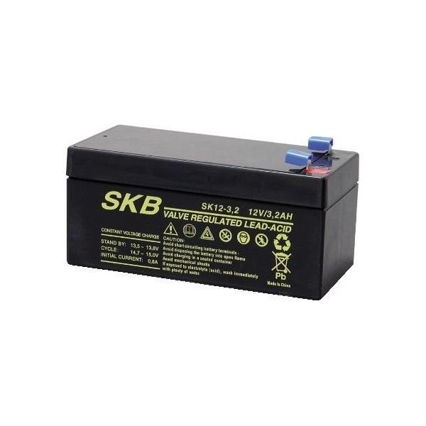 Batteria al piombo 12V 3.2Ah