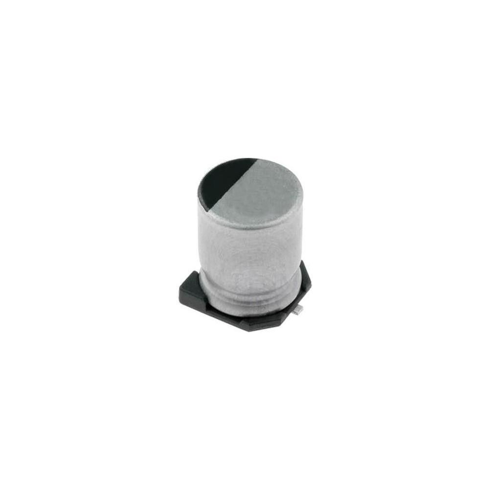 Condensatore elettrolitico 47mf 16V smd