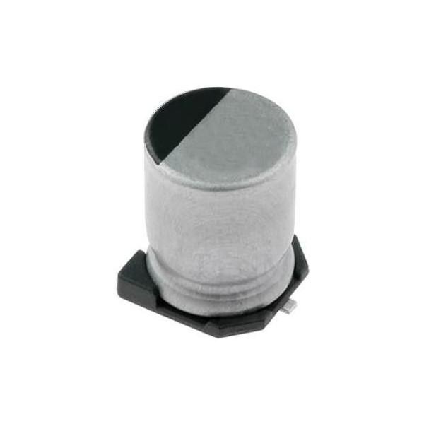 Condensatore elettrolitico 100mf 6.3V smd