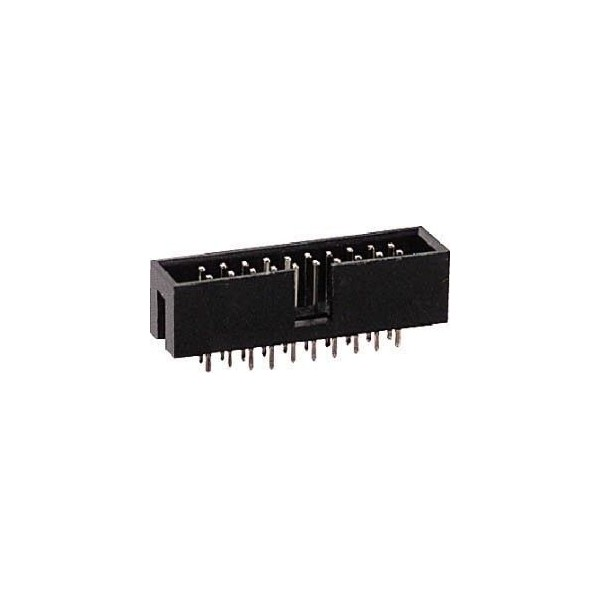Connettore IDC 14 poli maschio c.s.