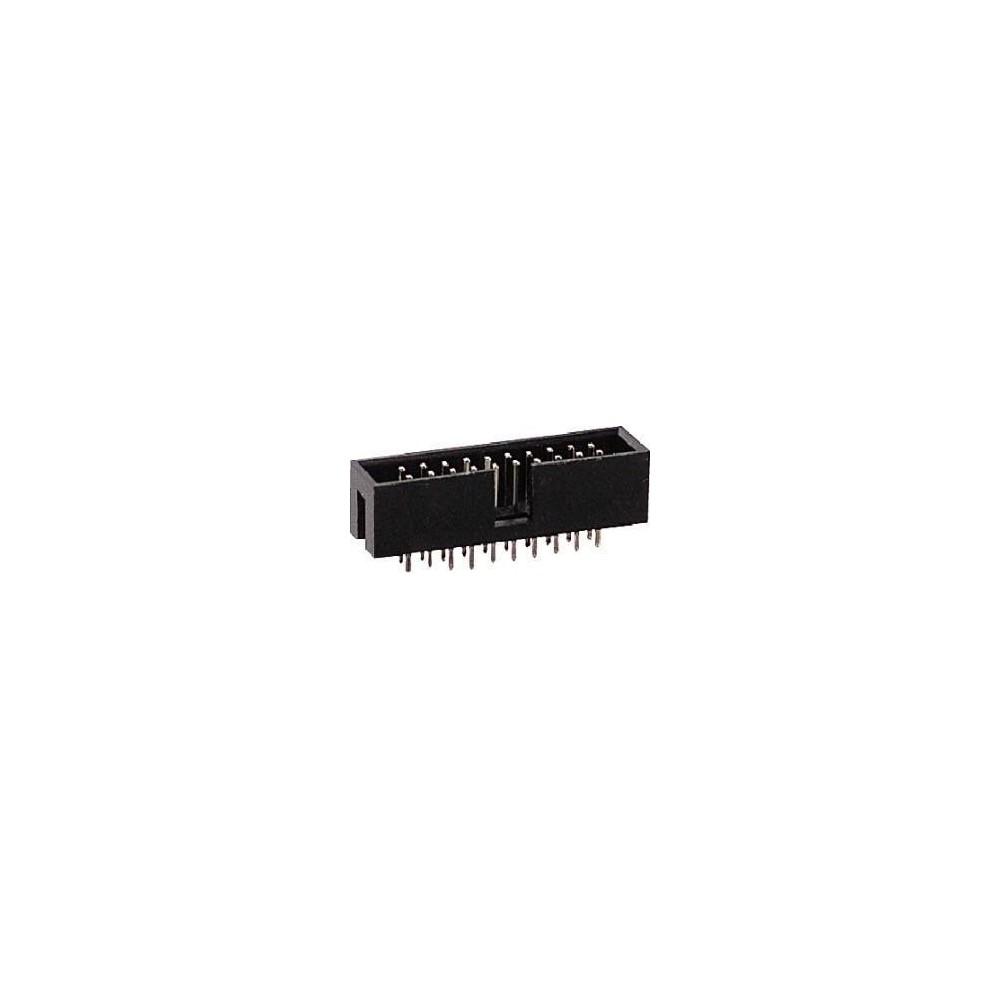 Connettore IDC 40 poli maschio c.s.