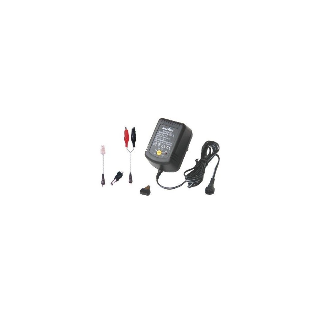 Caricabatterie per pacchi batterie NiCd NiMh AP2168
