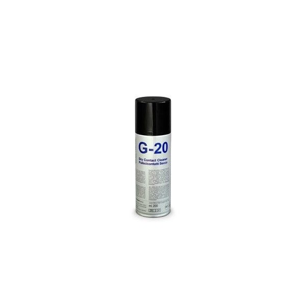 Spray Puliscicontatti Secco G-20