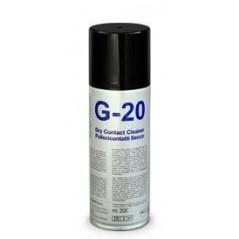 Spray Puliscicontatti Secco G-20