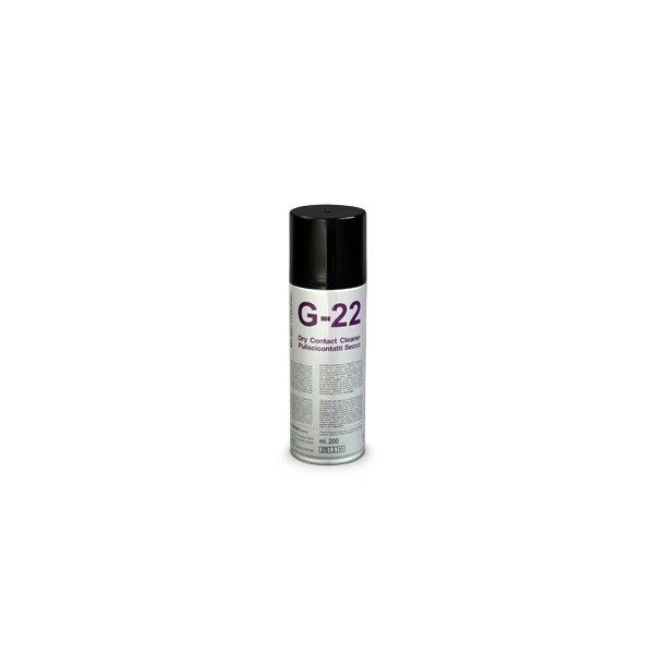 Spray Puliscicontatti Secco G-22
