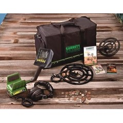 Metal Detector GTI2500 Garrett Supreme Package