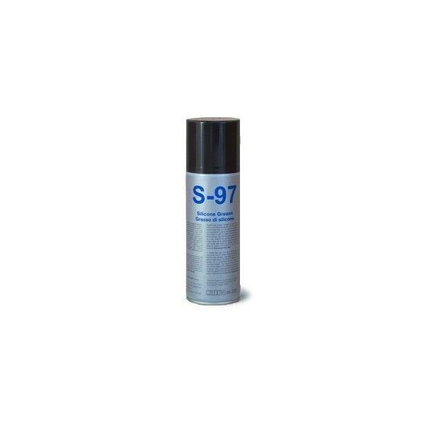 Grasso al Silicone Spray S-97