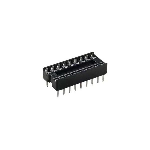 Zoccolo per integrati 8 pin