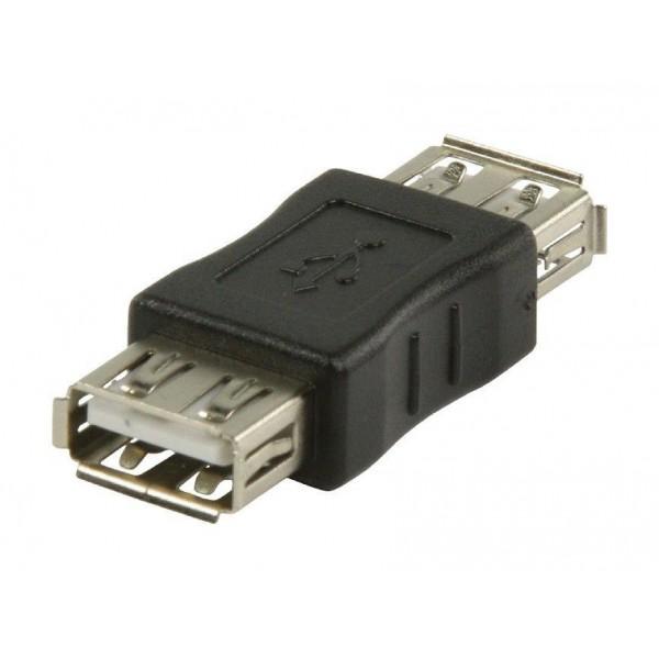 Adattatore USB 2.0 femmina A -– femmina A