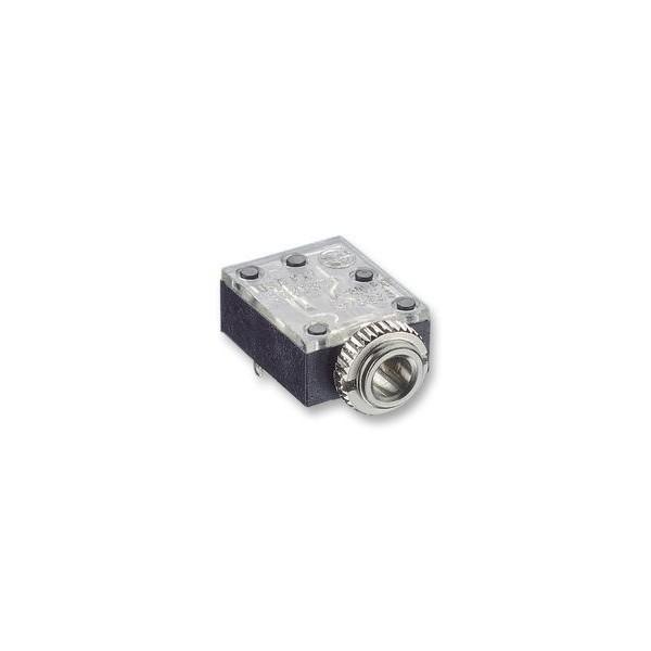 Presa JACK 3.5mm stereo da circuito stampato