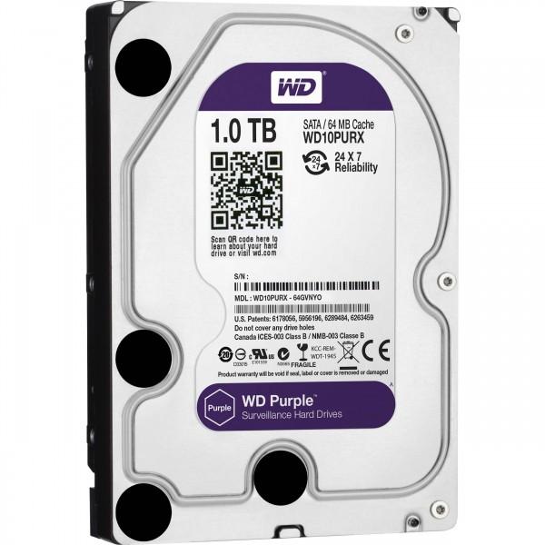 Western Digital purple 1 Tb hard disk