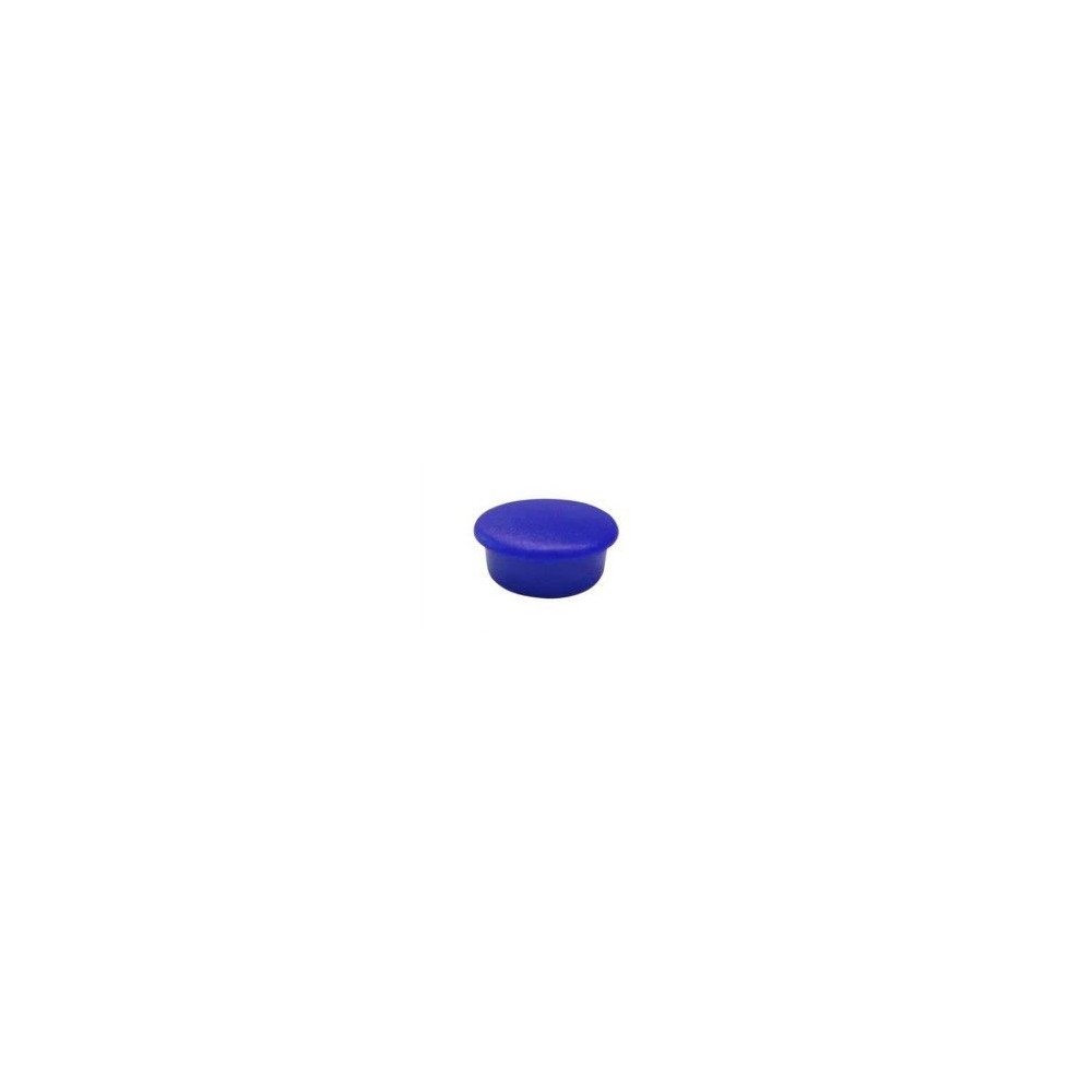 Cappuccio blu per manopola 15mm
