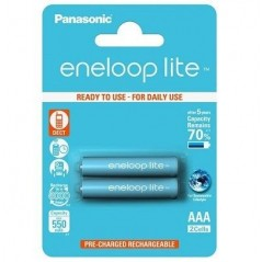 Batterie Eneloop AAA NiMh 1.2V 550mA CF2pz