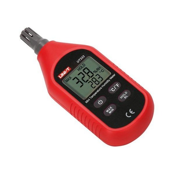 Rilevatore Temperatura e Umidità UT-333