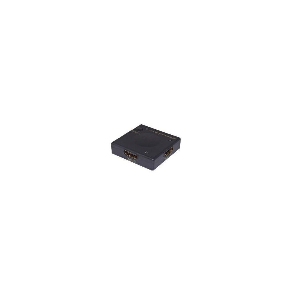 Switch multipresa HDMI 3 Ingressi