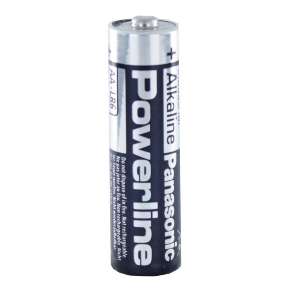 AA Alcalina Panasonic Powerline 1.5V