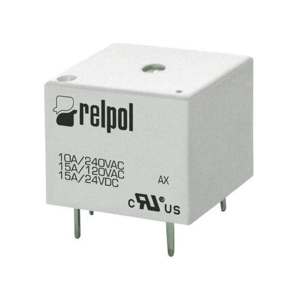 Relè 3V 10A 1 Scambio RELPOL