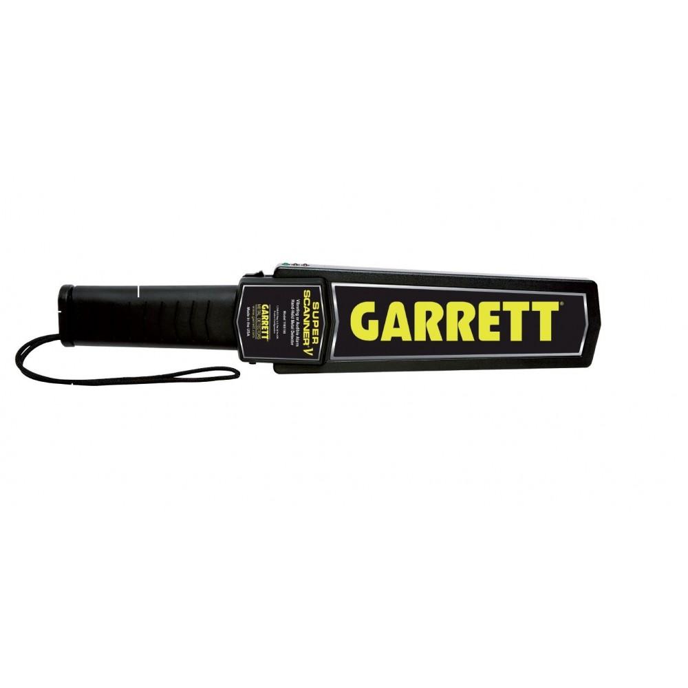 Metaldetector palmare portatile Garrett
