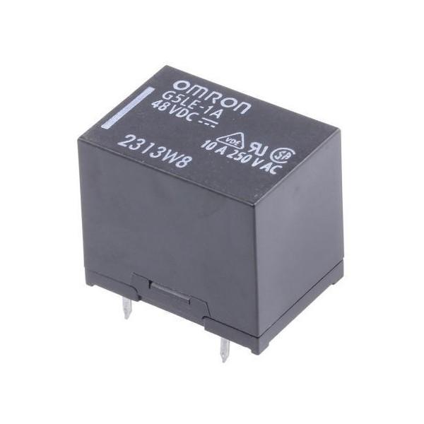 Mini relè 48V 10A 1 Scambio