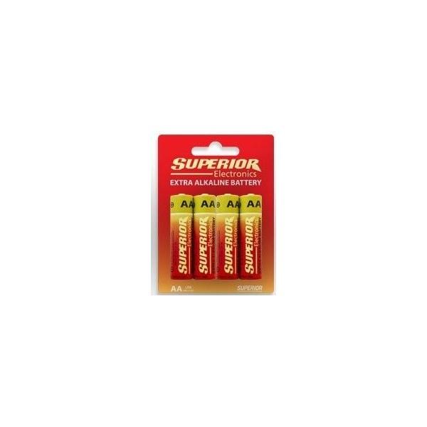 AA Alcalina Superior 1.5V