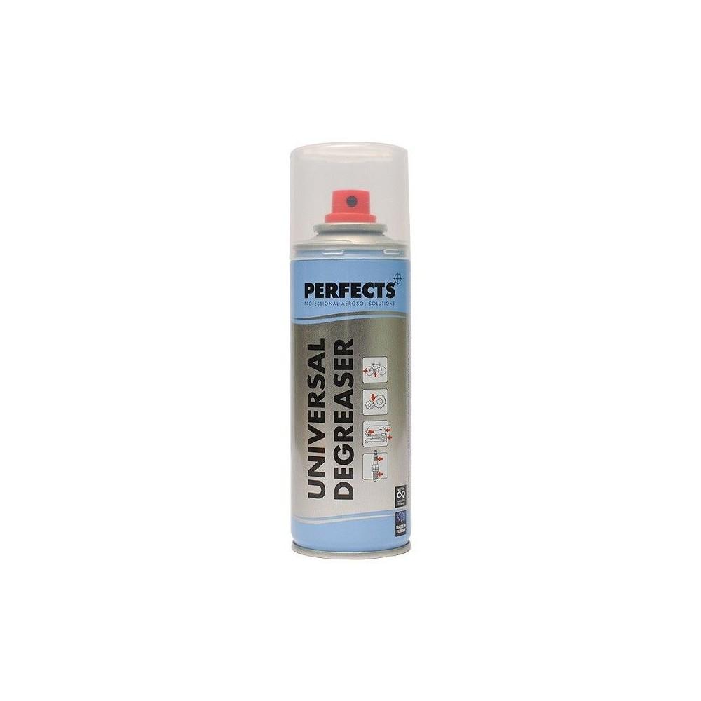 Spray Puliscicontatti secco Perfects