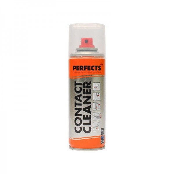 Contacts cleaner 390CCS with lubricant