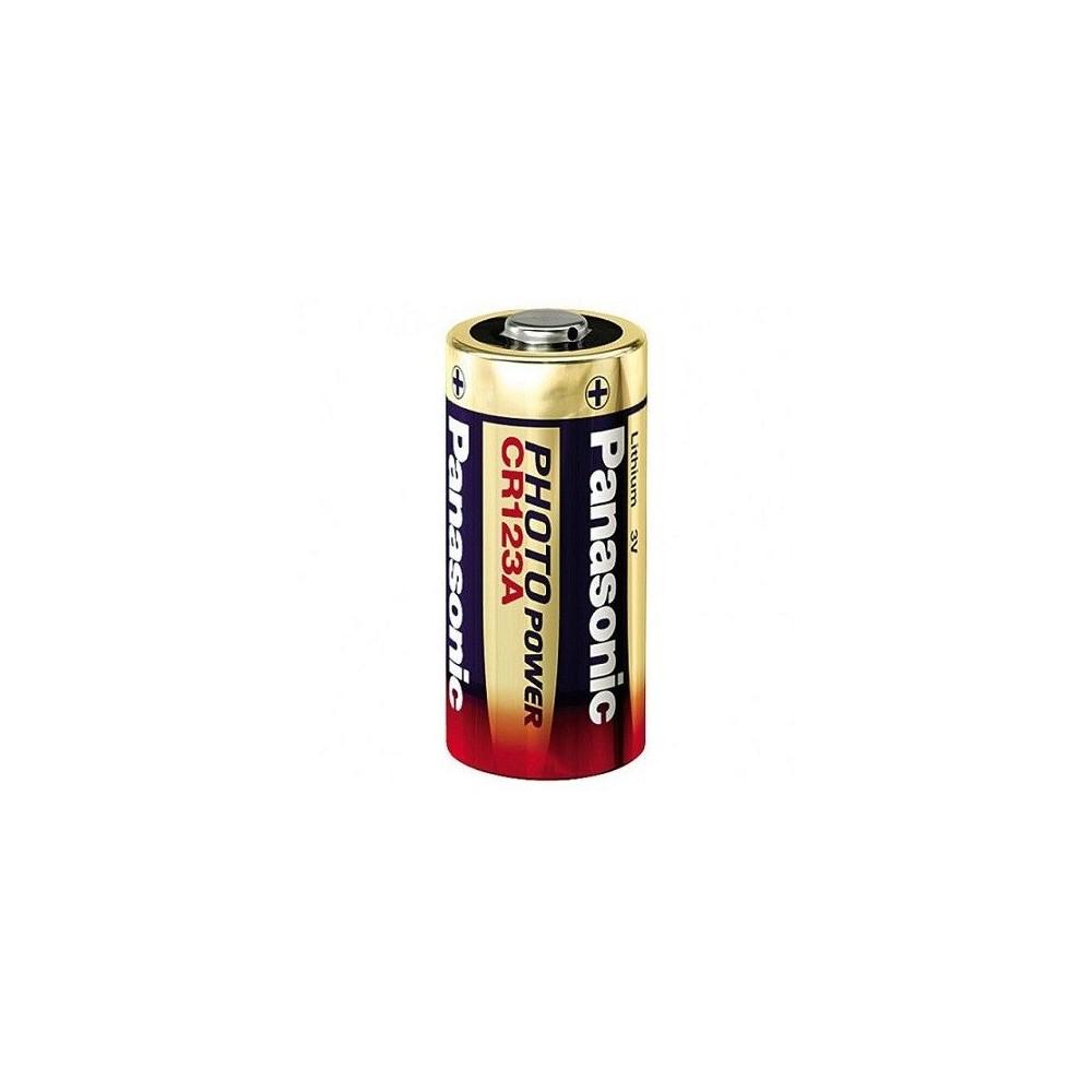 CR123 Lithium battery 3V Panasonic