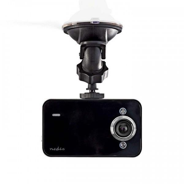 720p HD car dash cam with display