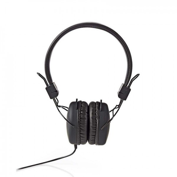 Black open headphone with 40mm driver