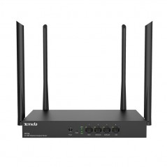 W15E Tenda Dual Band Gigabit Wireless Router Professional