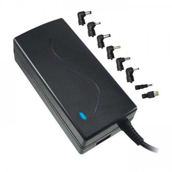 45W notebook power supply 8 adapters