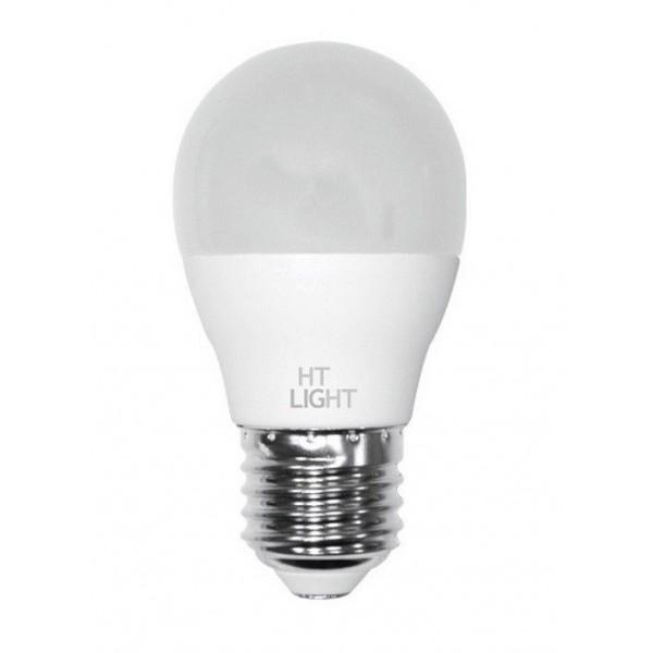 LED drop lamp 8W E27 natural white