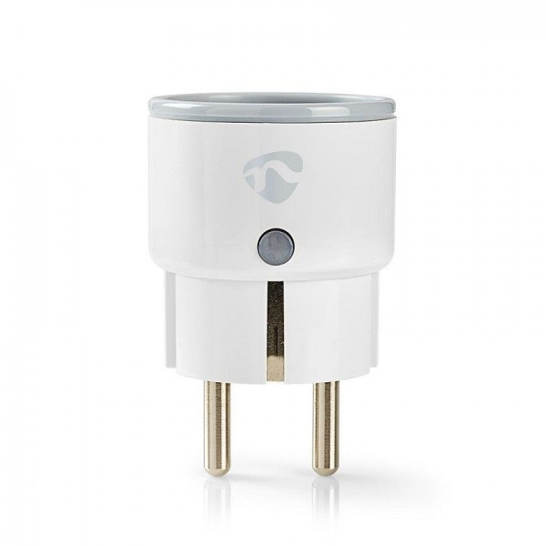 Wi-Fi pass-through schuko socket for home automation