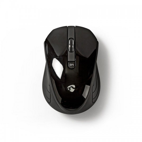 1600 DPI 3 button wireless optical mouse