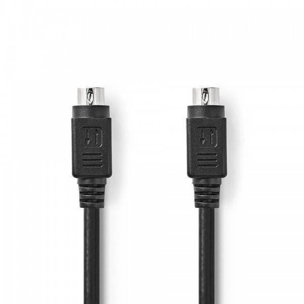 2mt SVHS video cable