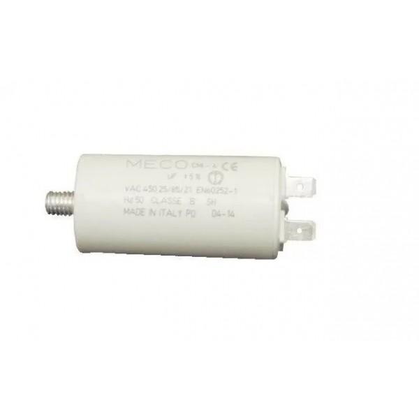 10uF 450Vac capacitor with faston