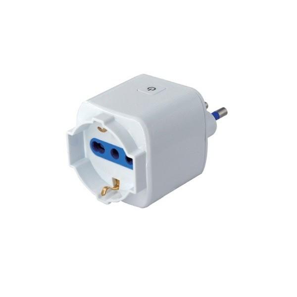 Italian 16A bypass-schuko Wi-Fi socket