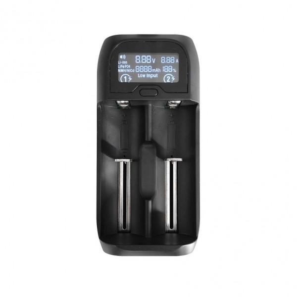 Ni-MH - Ni-Cd - Li-ion and LiFePO4 battery charger