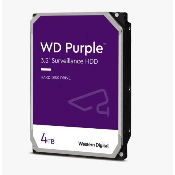 Hard disk Western Digital purple 4 Tb