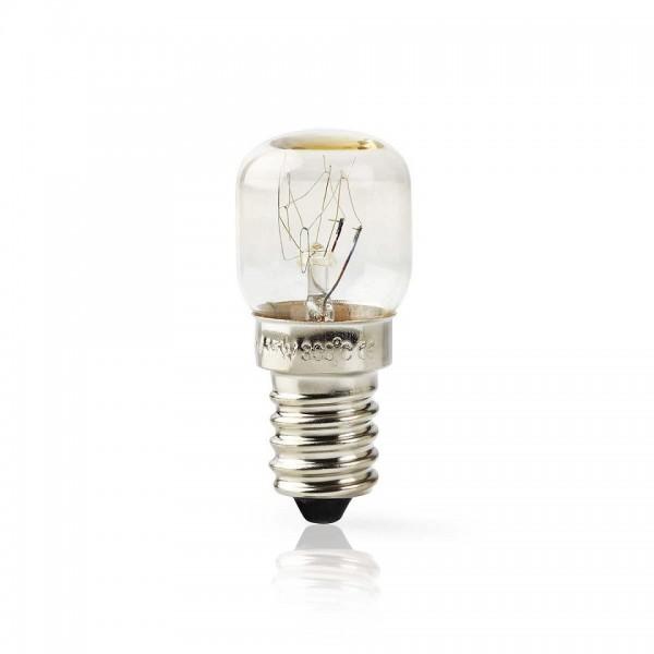 15W halogen oven light bulb with E14 socket