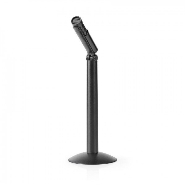 Desktop microphone with swivel 3.5mm jack for PC