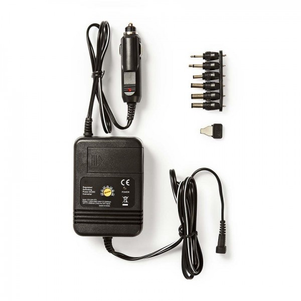 1.5 - 12V adjustable 2A car power supply