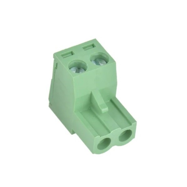 2-pole extractable female clamp P. 5mm