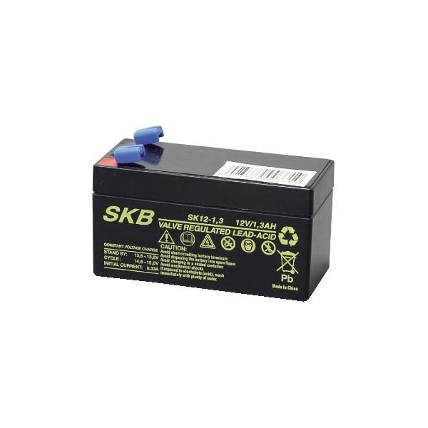 Lead acid battery 12V 1.3Ah
