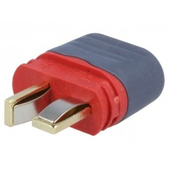 2-pole AM1015E male DC power supply connector